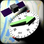 AR GPS Compass Map 3D 4 Free