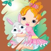 Scratch-Spiel - Princess