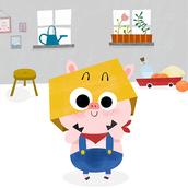 BOX PIG! [LG Home+]