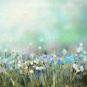 Flower Painting Wallpaper