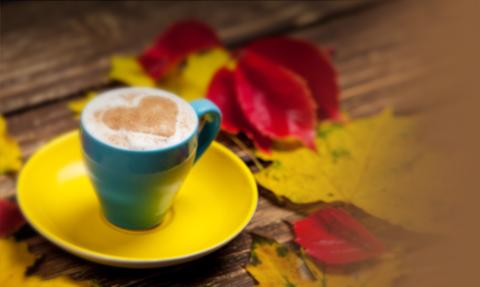 Herbstlich willkommen!
