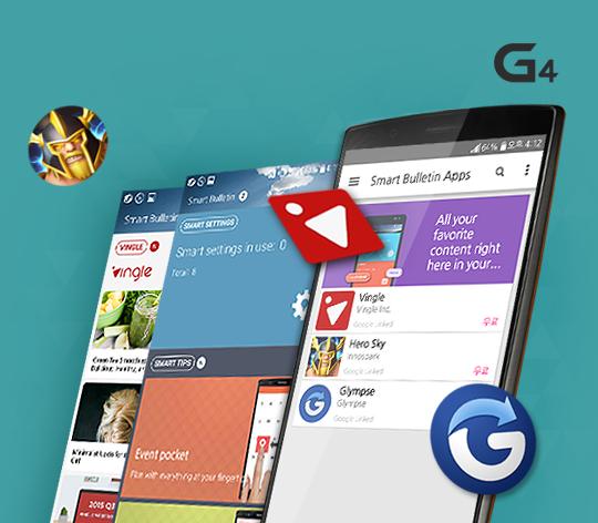 [Mein Phone smarter benutzen! Smart Bulletin für G4 Benutzer.]