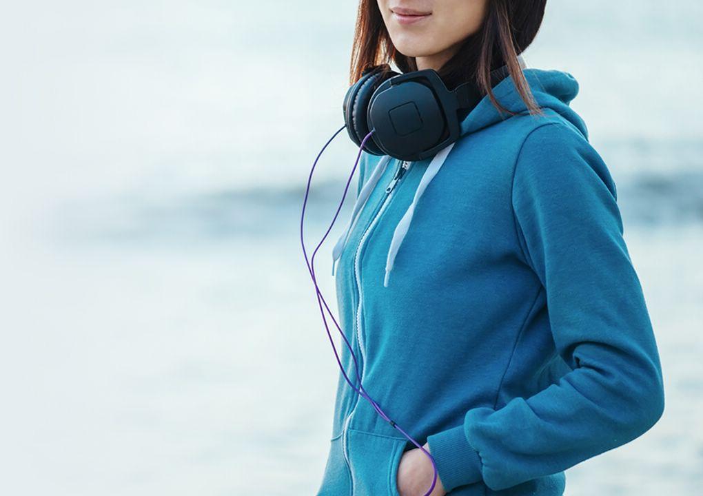 [Fühlen Sie die aufregenden Momente im Sommer mit der Musik in bester Qualität!]